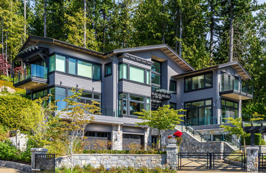 Parksville BC Luxury House Image